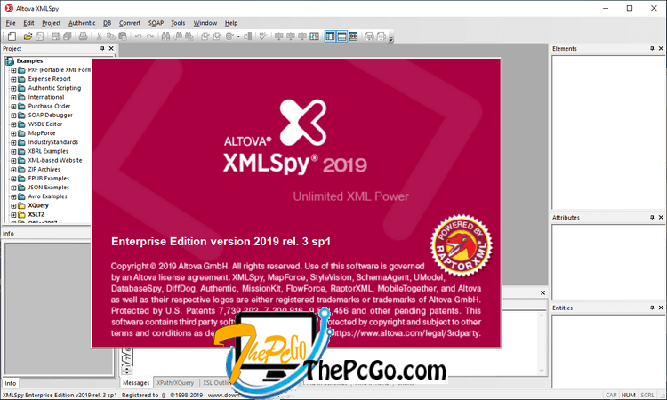 Altova MissionKit Enterprise 2019 R3 SP1 free download thepcgo
