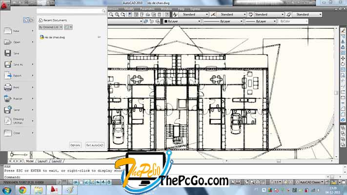 Autodesk AutoCAD 2010 free download thepcgo