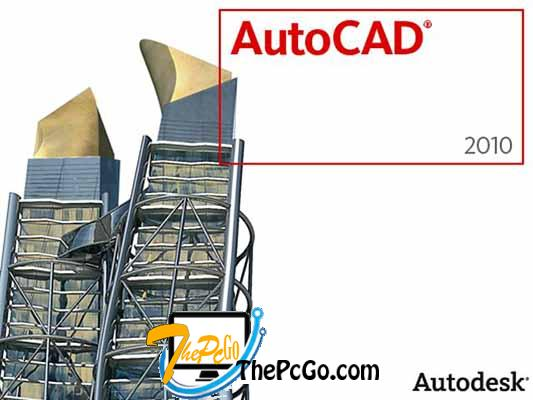 Autodesk AutoCAD 2010 free for windows thepcgo