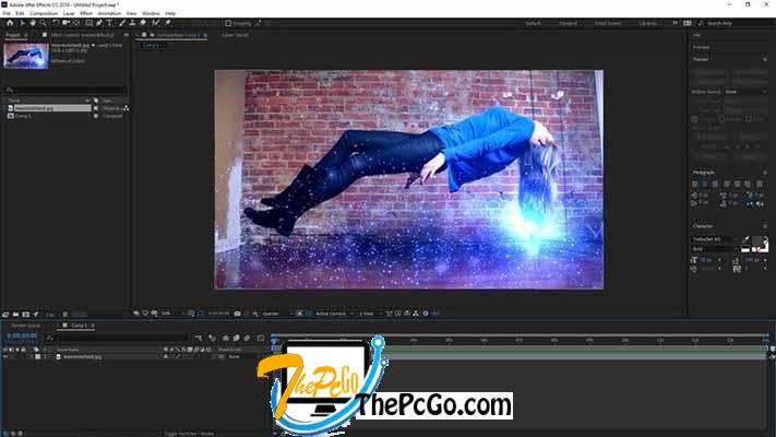 Adobe After Effects CC 2020 v17 free download thepcgo