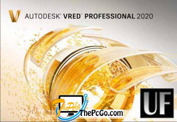 Autodesk VRED Professional 2020 free for windows thepcgo