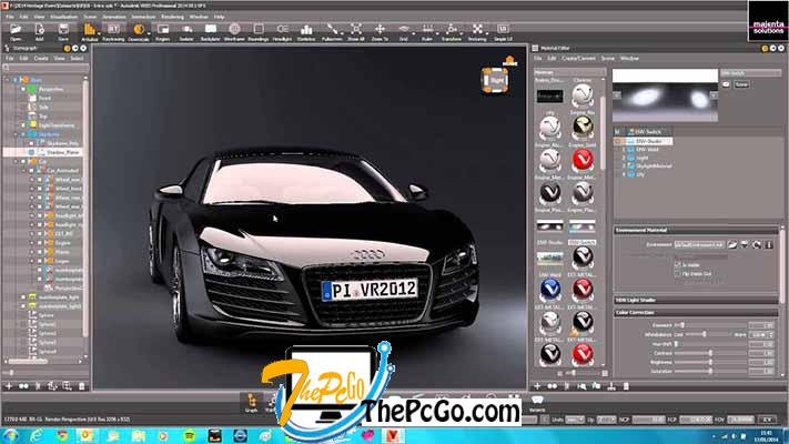 Autodesk VRED Professional 2020 full version download thepcgo