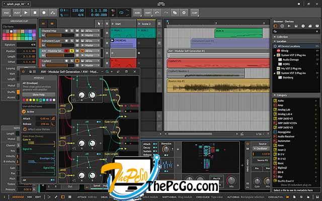 Bitwig Studio 3_0 free download thepcgo