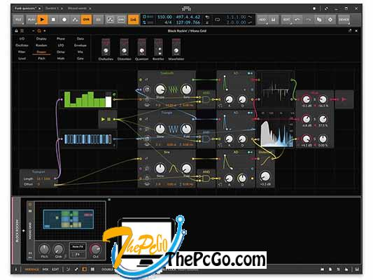 Bitwig Studio 3_0 free for windows thepcgo