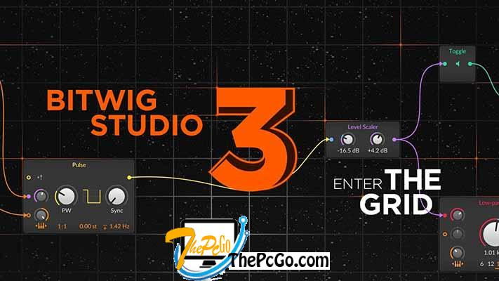 Bitwig Studio 3_0 full version download thepcgo