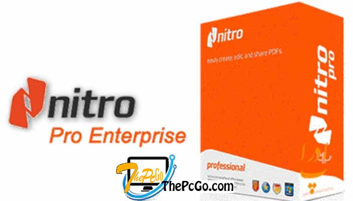 Nitro Pro 13_2 free for windows thepcgo